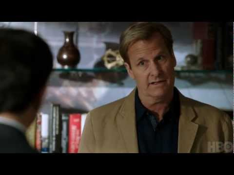 The Newsroom 1.08 (Clip 'Reese Will Weather')
