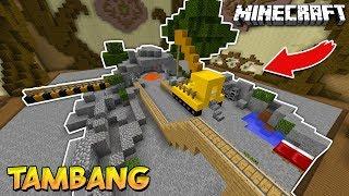 Video WOW! JUARA 1 BIKIN TEMPAT MINING DIAMOND - Minecraft Build Battle #25 MP3, 3GP, MP4, WEBM, AVI, FLV Maret 2018