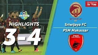 Video Sriwijaya FC Vs PSM Makassar: 3-4 All Goals & Highlights MP3, 3GP, MP4, WEBM, AVI, FLV Oktober 2017