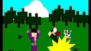 PARODIA Apocalipsis Minecraf 4 cap 1 por Ormus94