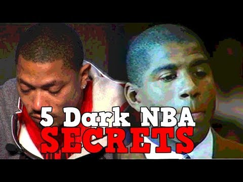 5 Dark NBA Secrets YOU WON'T FORGET