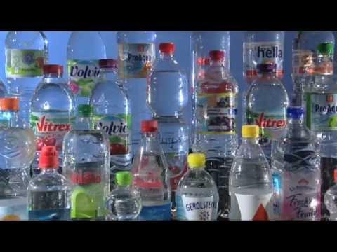 Test Wässer mit Geschmack