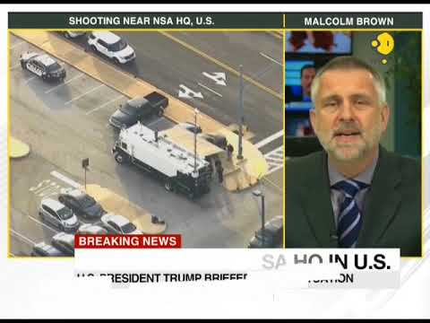 Your Story: Shooting near NSA, HQ in US