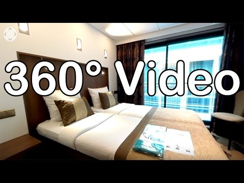 360 Grad Video: Kabine 203, Kat. D - MS Amelia