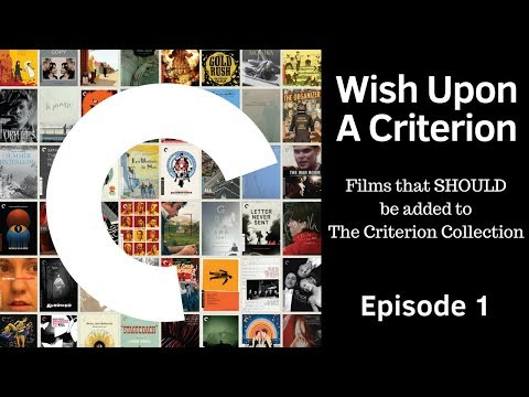 Wish Upon A Criterion #1