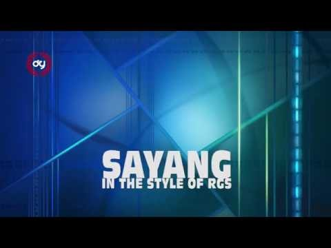 Video Karaoke SAYANG In The style of  OM.RGS download in MP3, 3GP, MP4, WEBM, AVI, FLV February 2017