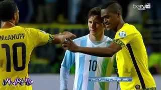 Kupa Amerika'da Arjantin'in Jamaika'yı 1-0 mağlup ettiği maçta Jamaikalı oyuncu Deshorn Brown'un aklında maçtan çok Messi ile çekeceği selfie vardı. Brown maçı bıraktı, selfie'yi patlattı. Maç bitiminde Lionel Messi'ye selfie yapabilir miyiz? diye sordu ve birlikte selfie yaptılar.