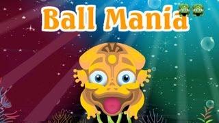 Ball Mania level1-5 Walkthrough