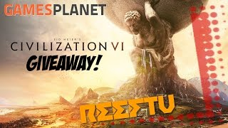 Win a Civ 6 Digital Deluxe Edition with ReefTV