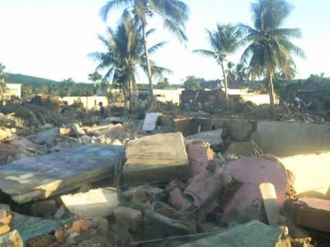 Enchente em Murici - Alagoas.wmv