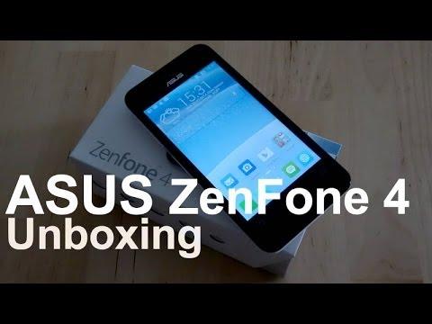 Unboxed: ASUS ZenFone 4