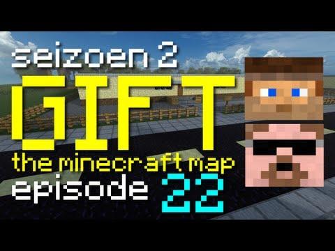 [Minecraft: Gift] Episode 22: Dat is voor niemand leuk