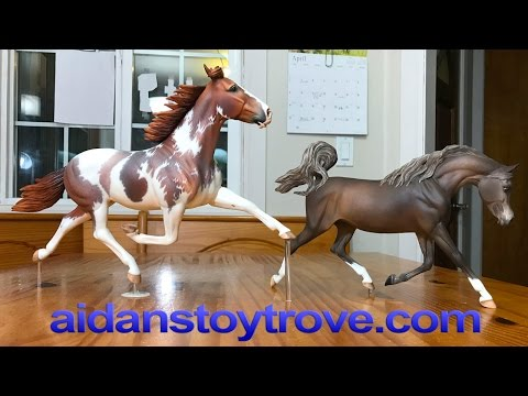 Video Breyer Custom Horses - 1 Drastic & 1 Simple download in MP3, 3GP, MP4, WEBM, AVI, FLV January 2017