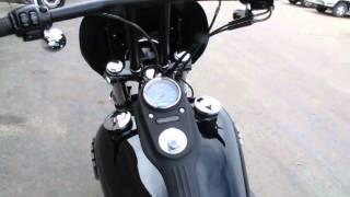 3. 2014 Harley Davidson FXDB Dyna Street Bob