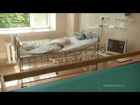 В Рівненській обласній дитячій лікарні прийшов до тями хлопчик, якого батько 10 разів вдарив ножем [ВІДЕО]