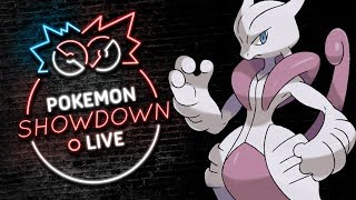 KICKING ALL THE UBERS OUT WITH MEGA MEWTWO-X 🦵 by PokeaimMD