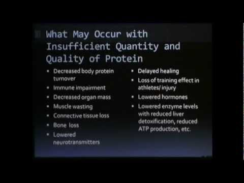 Dr. Minkoff at the Ozone Conference