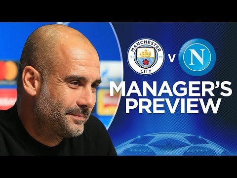 Video: DE BRUYNE IS THE BEST PLAYER IN EUROPE BAR ONE!   Man City vs Napoli   Champions League