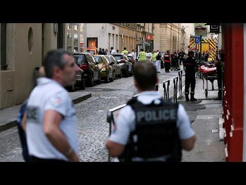 Έκρηξη στη Λυών – Για επίθεση μιλά ο Μακρόν