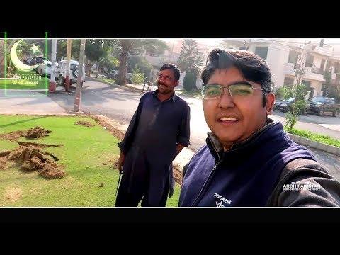 ARCH PAKISTAN    Garden Updates     Malir Cantt    DOHS Karachi Vlog