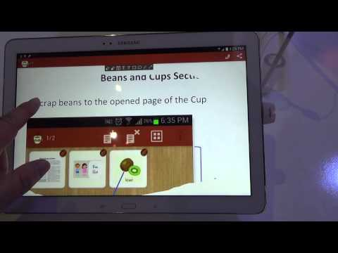 Video of ezPDF Cup - PDF Scanner & Clip