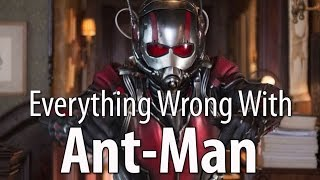 Video Everything Wrong With Ant-Man In 19 Minutes Or Less MP3, 3GP, MP4, WEBM, AVI, FLV Juni 2018