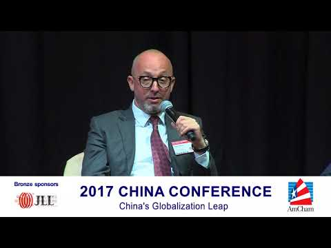 China Conference 2017 - Dialogue with a Business Leader II: MassMutual