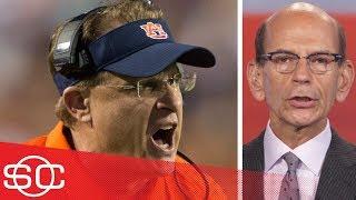 Paul Finebaum on Week 7 NCAA Football: Nebraska, Auburn, UCF | SportsCenter