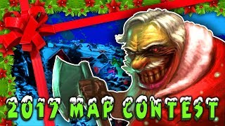 Christmas Zombies (Black Ops 3 2017 Zombie Map Contest)