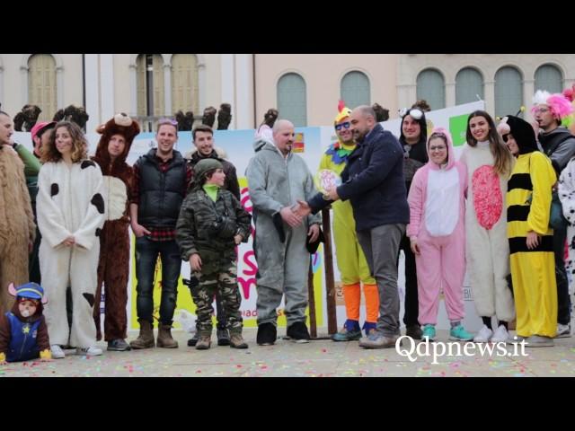 Valdobbiadene - Carnevalissimo Valdobbiadenese 2017