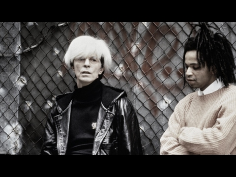 "David Bowie And Julian Schnabel Interview On ""Basquiat"" (1996)"