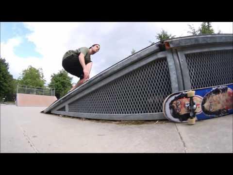 North Reading Skatepark Edit w/ Chris Rad