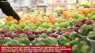 Mexico's agri-food exports exceeded US$10 billion
