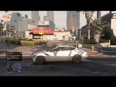 grand theft auto 5 gameplay walkthrough part 4 chop the dog gta 5 xbox ...