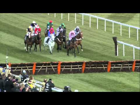 aintree - Ruby Walsh picks up his first winner on board Zarkandar in the 2013 John Smith's Aintree Hurdle at Aintree on day one of the Grand National meeting.