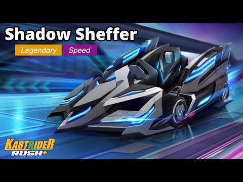 Season 5 Kart Preview: Shadow Sheffer / 시즌5 카트 미리보기: 섀도 쉐퍼– KartRider Rush+ | 카러플