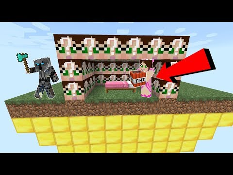 Minecraft: GAMINGWITHJEN LUCKY BLOCK BEDWARS! - Modded Mini-Game (видео)