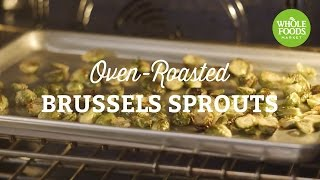 This holiday recipe is a simple preparation for brussels sprouts with delicious results. Try one of our tasty twists below or have fun...