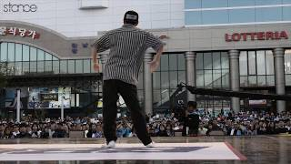 Jaygee vs Jeong Hyo Sim – BBIC Day 1 Popping Qualifiers
