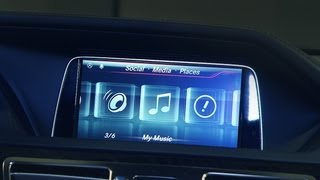 Mercedes-Benz TV: Siri in the E-Class