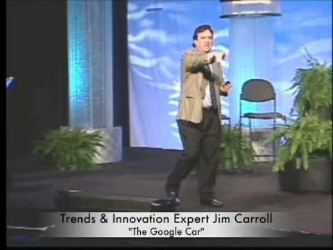 The Google Car - Innovation & Trends Expert Jim Carroll