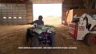 2. ARCTIC CAT ATV UTILITY 2014 700 TBX AND 700 SUPER DUTY DIESEL