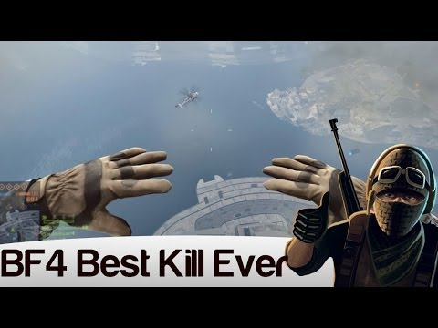 battlefield 4 - best kill ever?