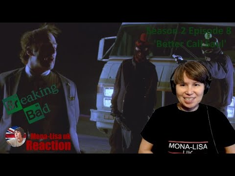 Breaking Bad Season 2 Episode 8 Reaction and Review 'Better Call Saul' (Mona-Lisa UK)