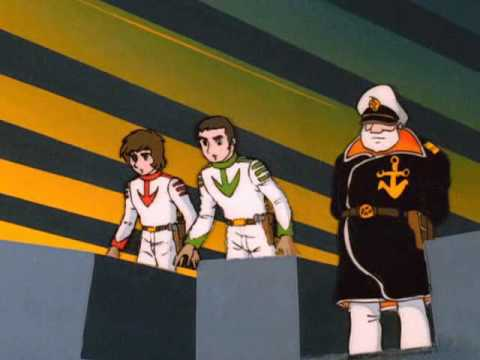 "Star Blazers: Ep03 ""Ultra-Menace Missile"""
