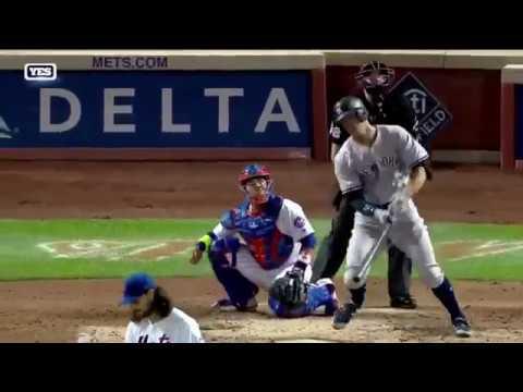 Aaron Judge Hits Monster Home Run vs. Mets