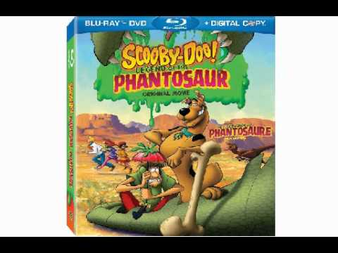 Critique Blu-ray Scooby-Doo -- Legend Of The Phantosaur