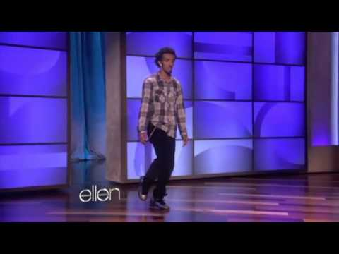 Marquese NONSTOP Scott on Ellen