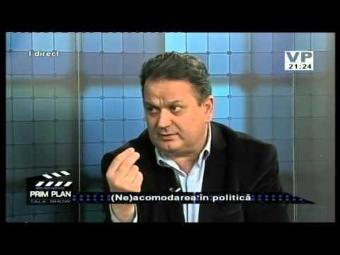 Emisiunea Prim Plan – Virgil Guran – 19 martie 2015