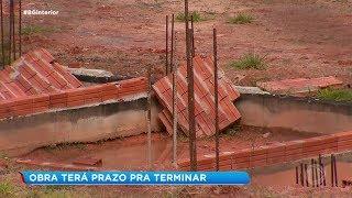 Justiça determina retomada de obras de Centro de Iniciação ao Esporte em Marília